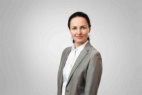 Irina Fronholt Dolmetscherin